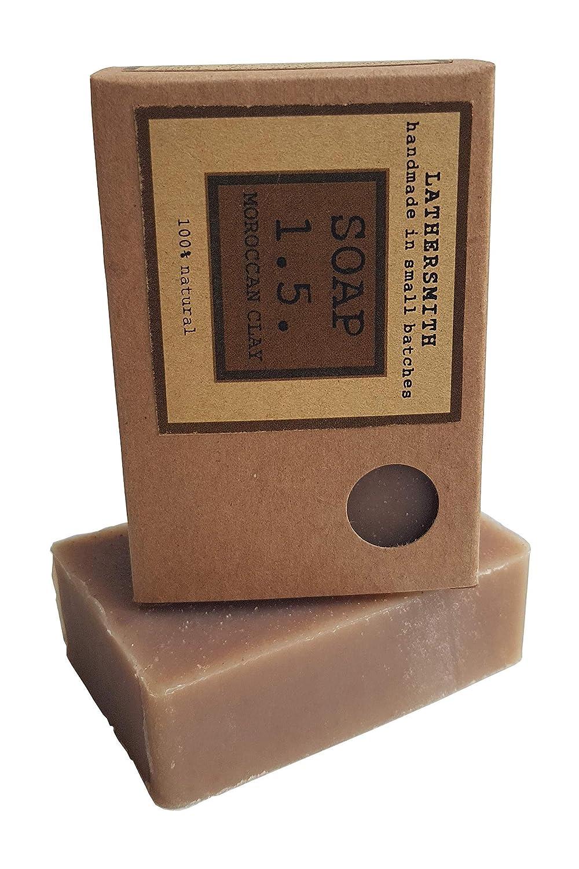Moroccan Clay Soap 100g