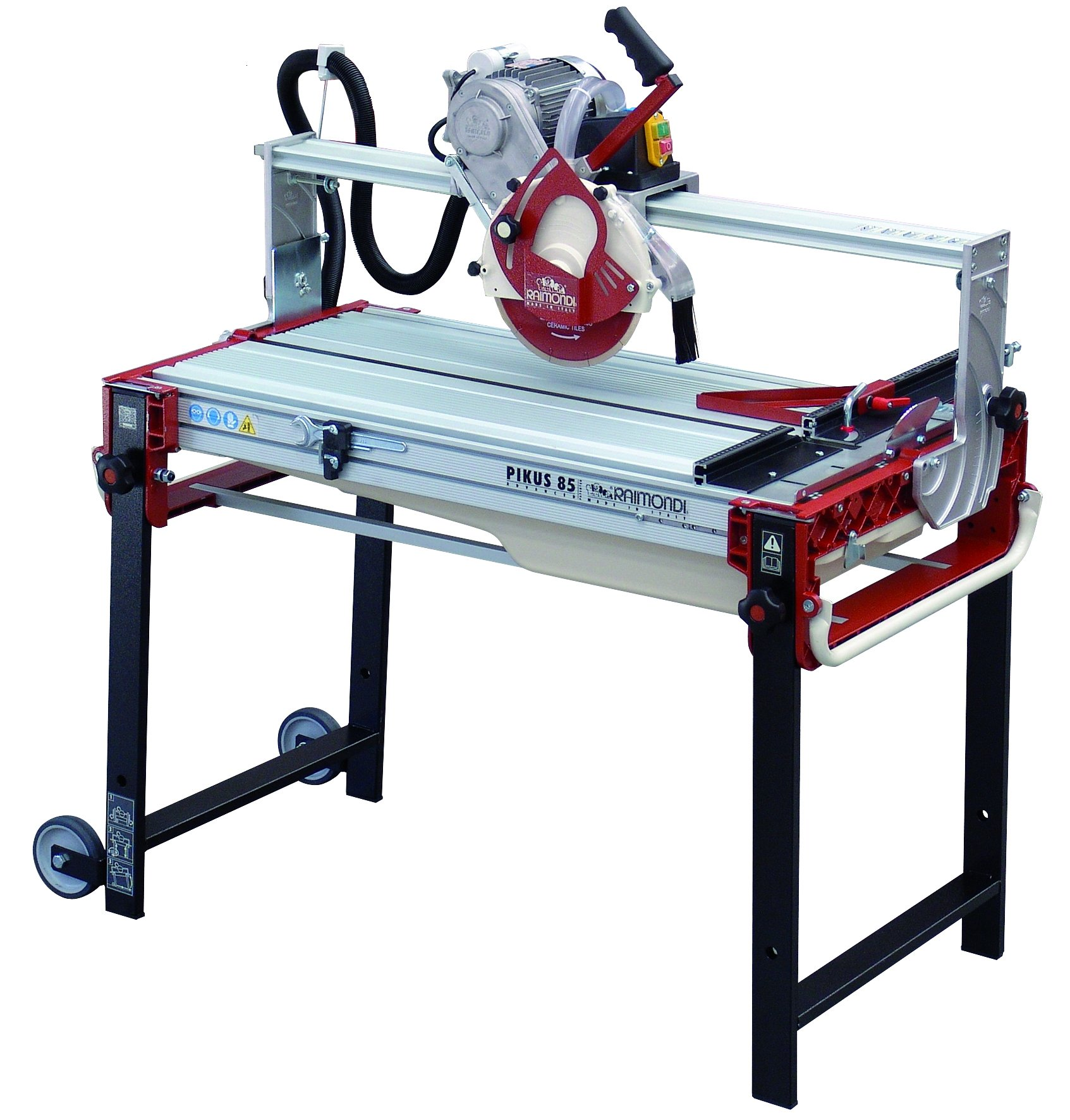 Raimondi Gladiator 85 34'' Wet Tile Bridge Saw WSGLA85