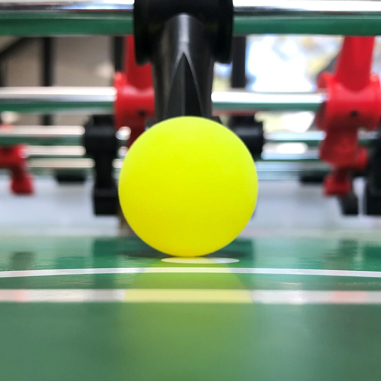 Pro juego futbolín bolas Multi Color): Amazon.es: Deportes y aire libre
