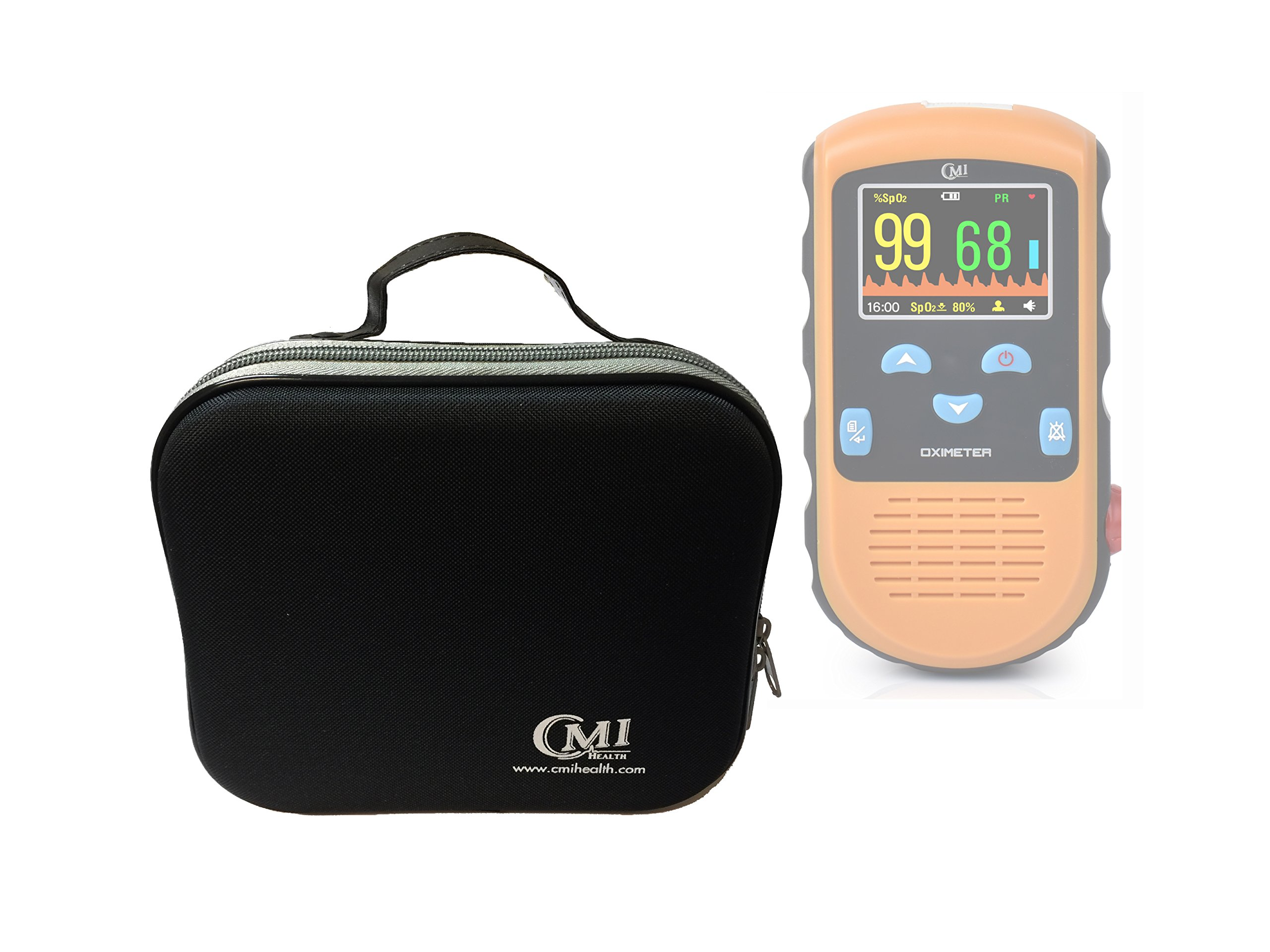 Carry Case for CMI Handheld Pulse Oximeter