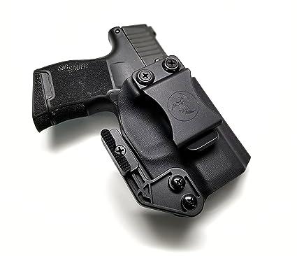 "ANR Design SIG P365 Conceal Carry Kydex Holster Made in USA (1.50"" Belt Width"