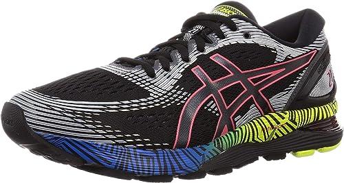 Asics Gel Nimbus 21 Lite Show - Zapatillas de running para hombre, talla  45, color negro