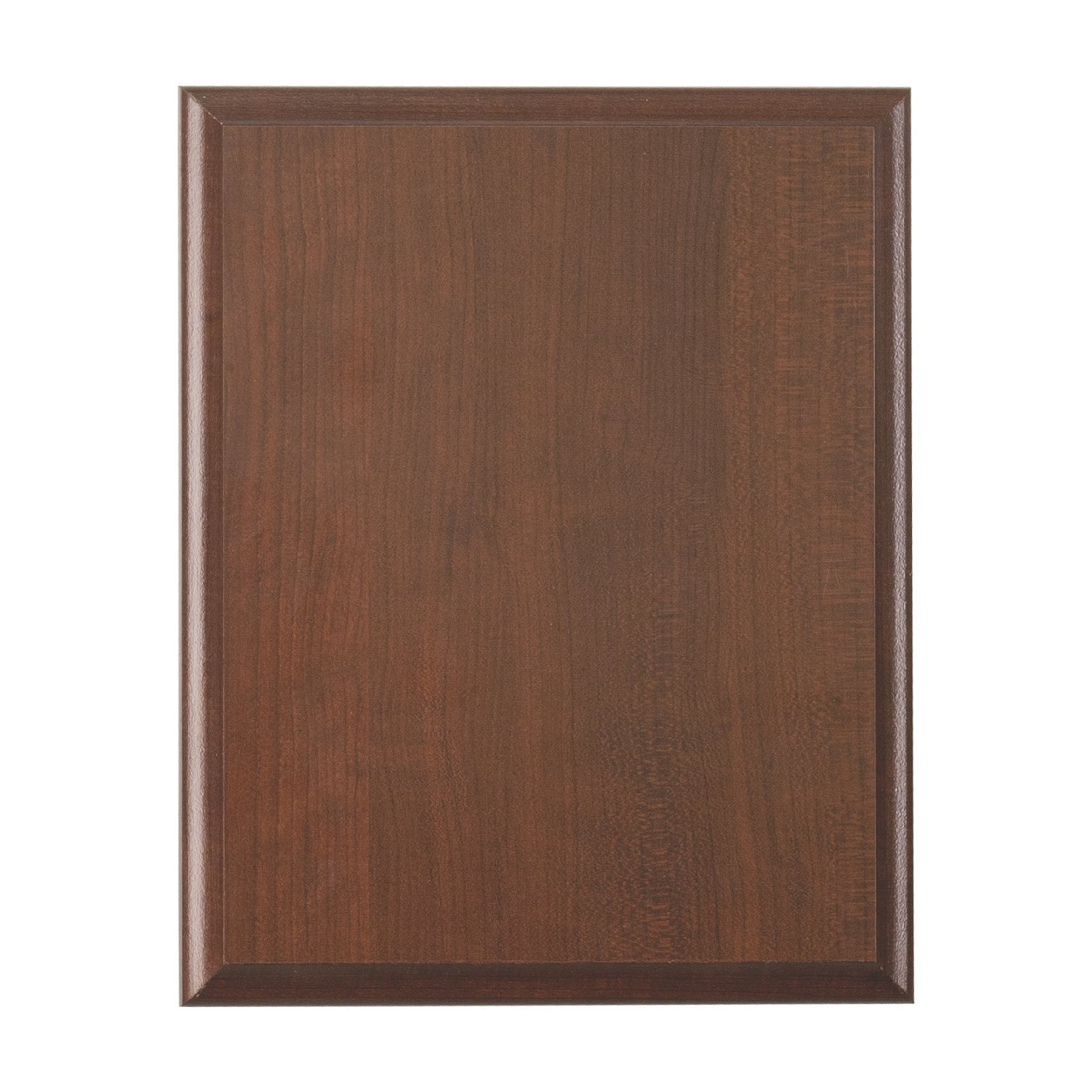 Ridgecrest Elegant Cherry Finish Composite Wood Plaque, 8 by 10-inch