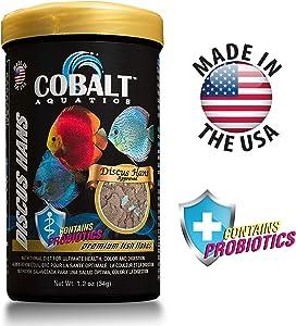 Cobalt | Discus Hans Flakes