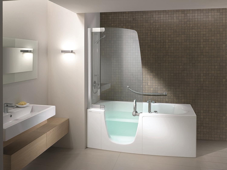 Vasca Da Bagno Teuco Prezzi : Teuco vasca da bagno 382 sportello sulla destra con rubinetteria