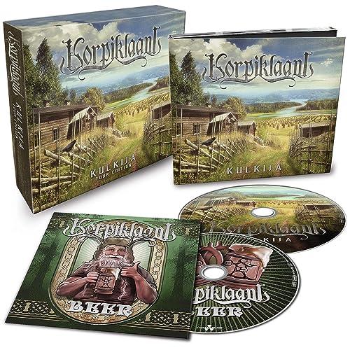 Korpiklaani - Kulkija Tour Edition (Clamshell Box Incl.Digipak)