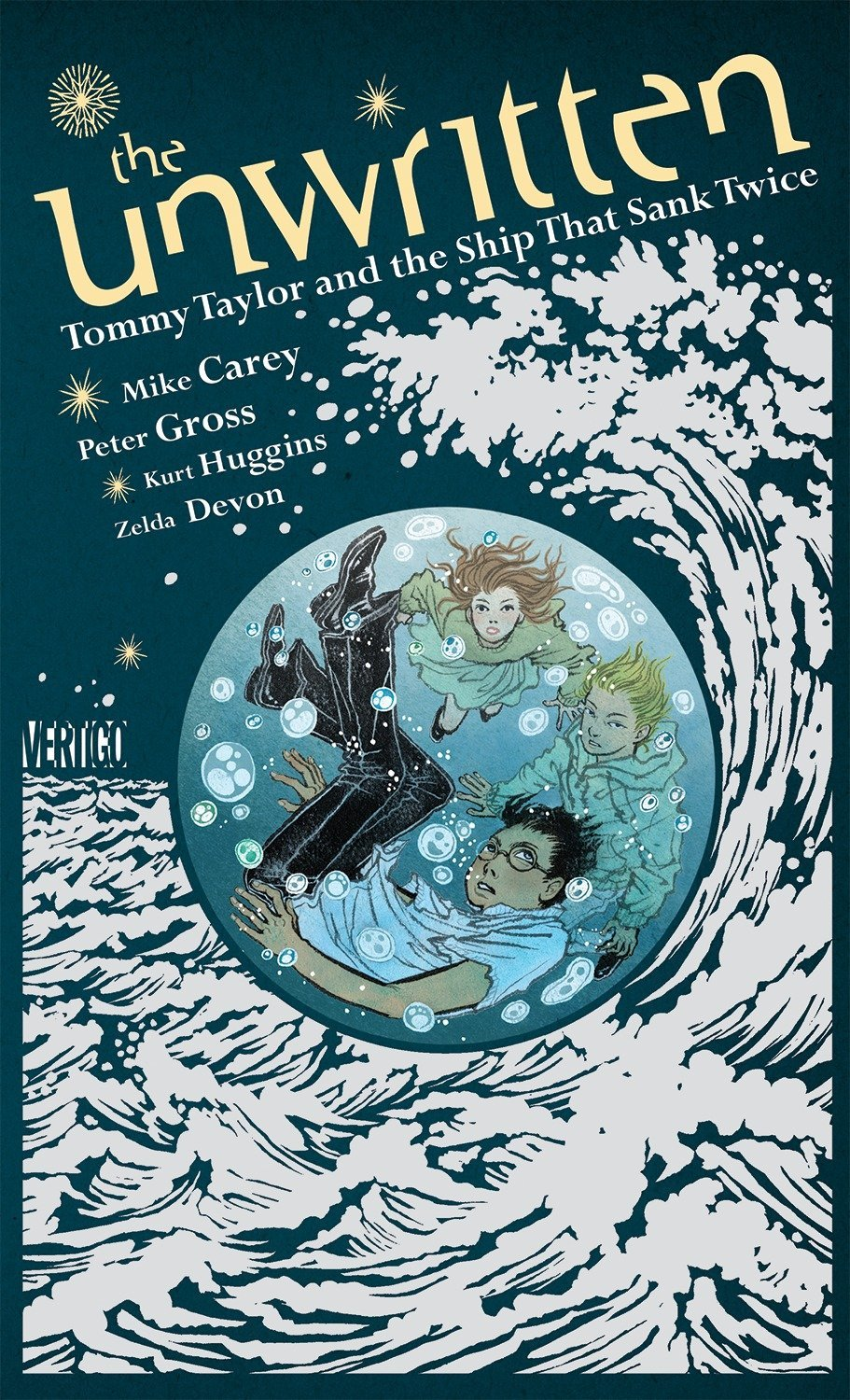 The Unwritten: Tommy Taylor and the Ship That Sank Twice PDF ePub ebook