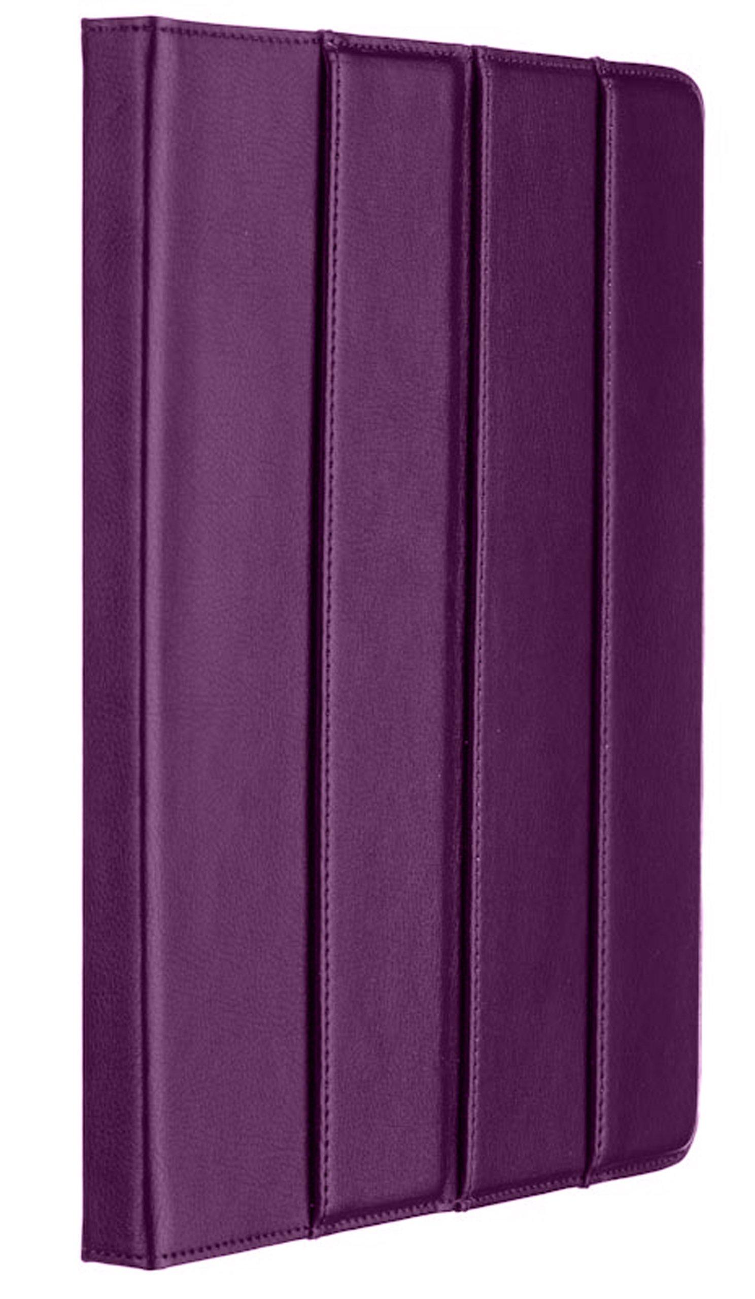 M-Edge Incline Purple Jacket with Mul iPad 2 Cases