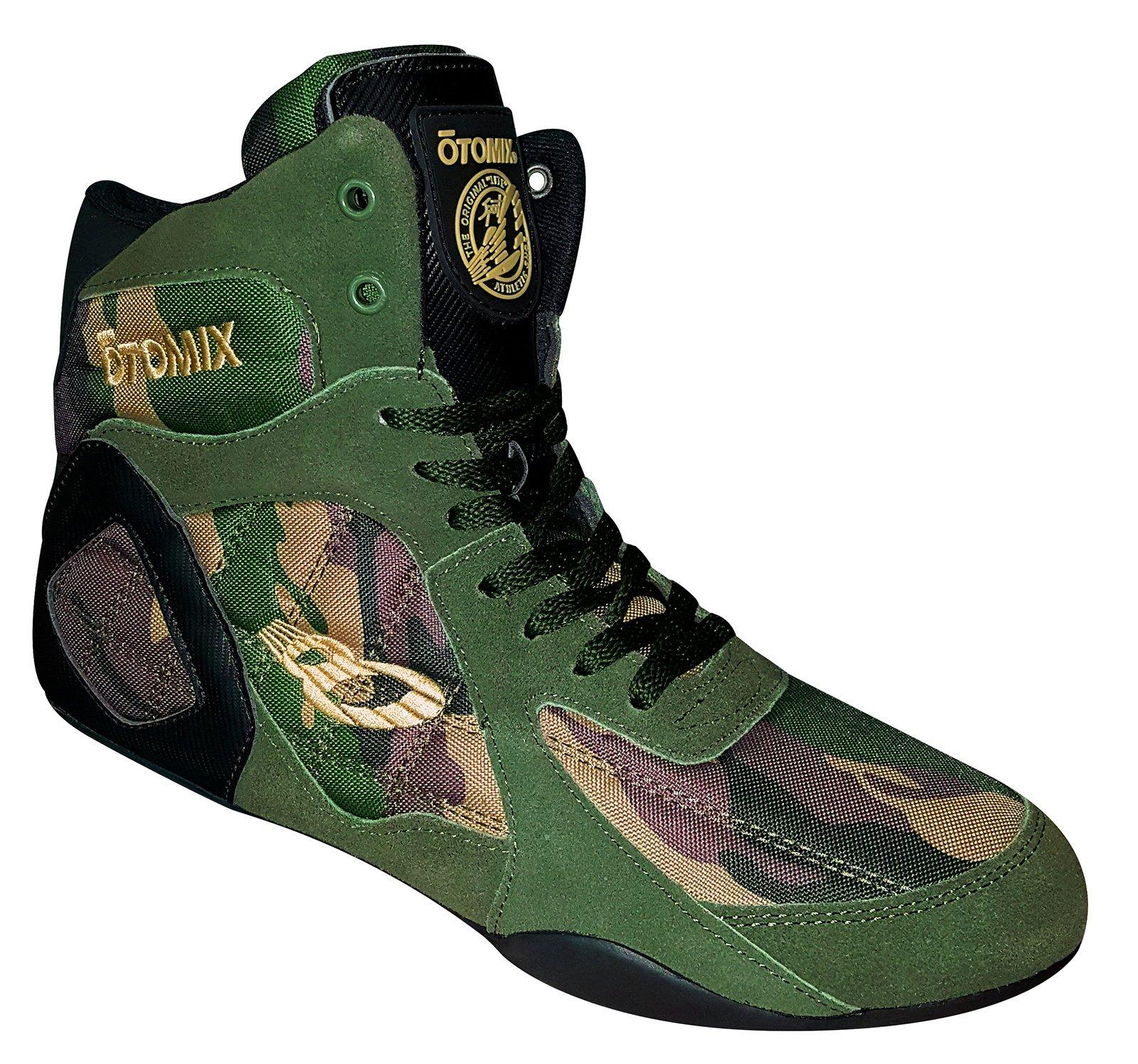 Otomix Ninja Warrior Stingray Bodybuilding Combat Shoe Women's (7, Camo)