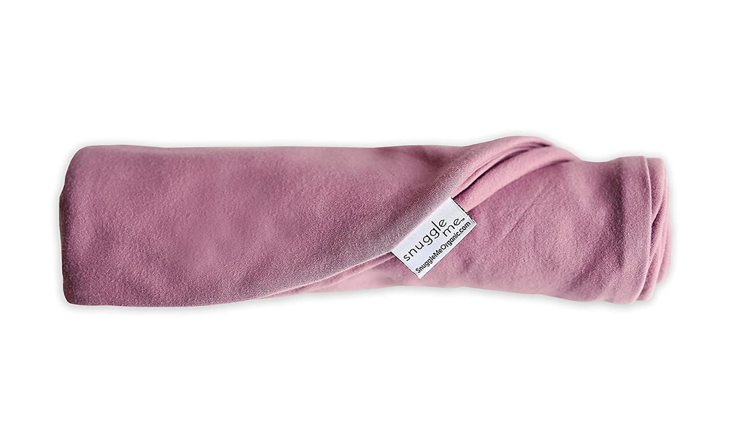 Snuggle Me Extra Organic Cotton Cover for the Snuggle Me Infant Padded Loungers with Center Sling, Ember