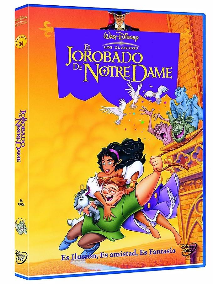 El Jorobado De Notredame