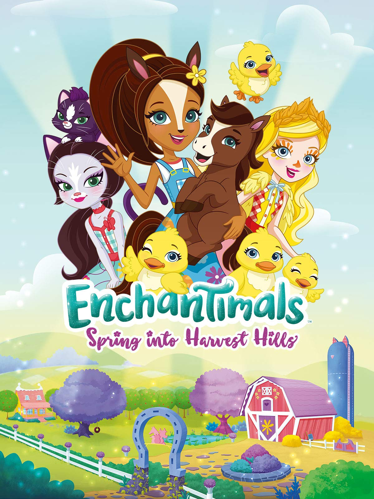 Enchantimals: Spring into Harvest Hills on Amazon Prime Video UK