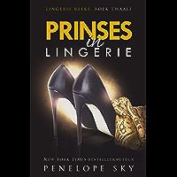 Prinses in lingerie