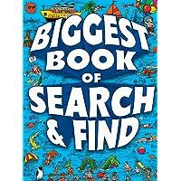 Biggest Book of Search & Find (Children's Activity Book)