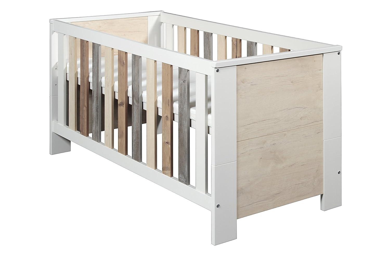 Schardt Kombi-Kinderbett Woody, 70 x 140 cm