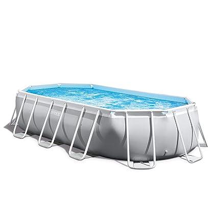 Amazon.com: Intex 26795EH - Juego de piscinas ovaladas, 16.0 ...