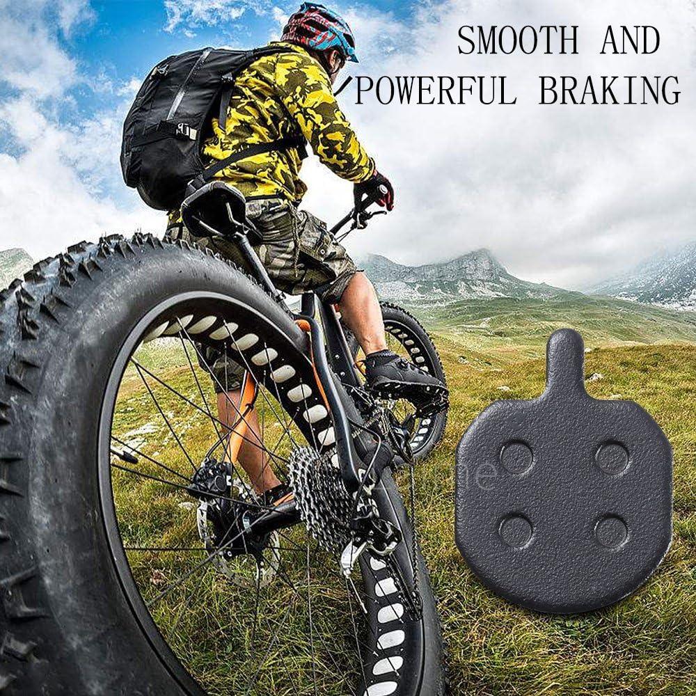 Laime Dos Pares de Placas de Freno de Disco de Bicicleta Son ...