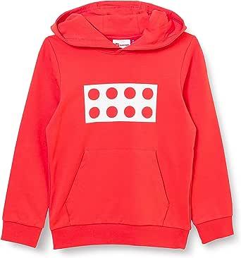 LEGO Wear Girls Classic Hoodie Sudadera con Capucha para Niñas