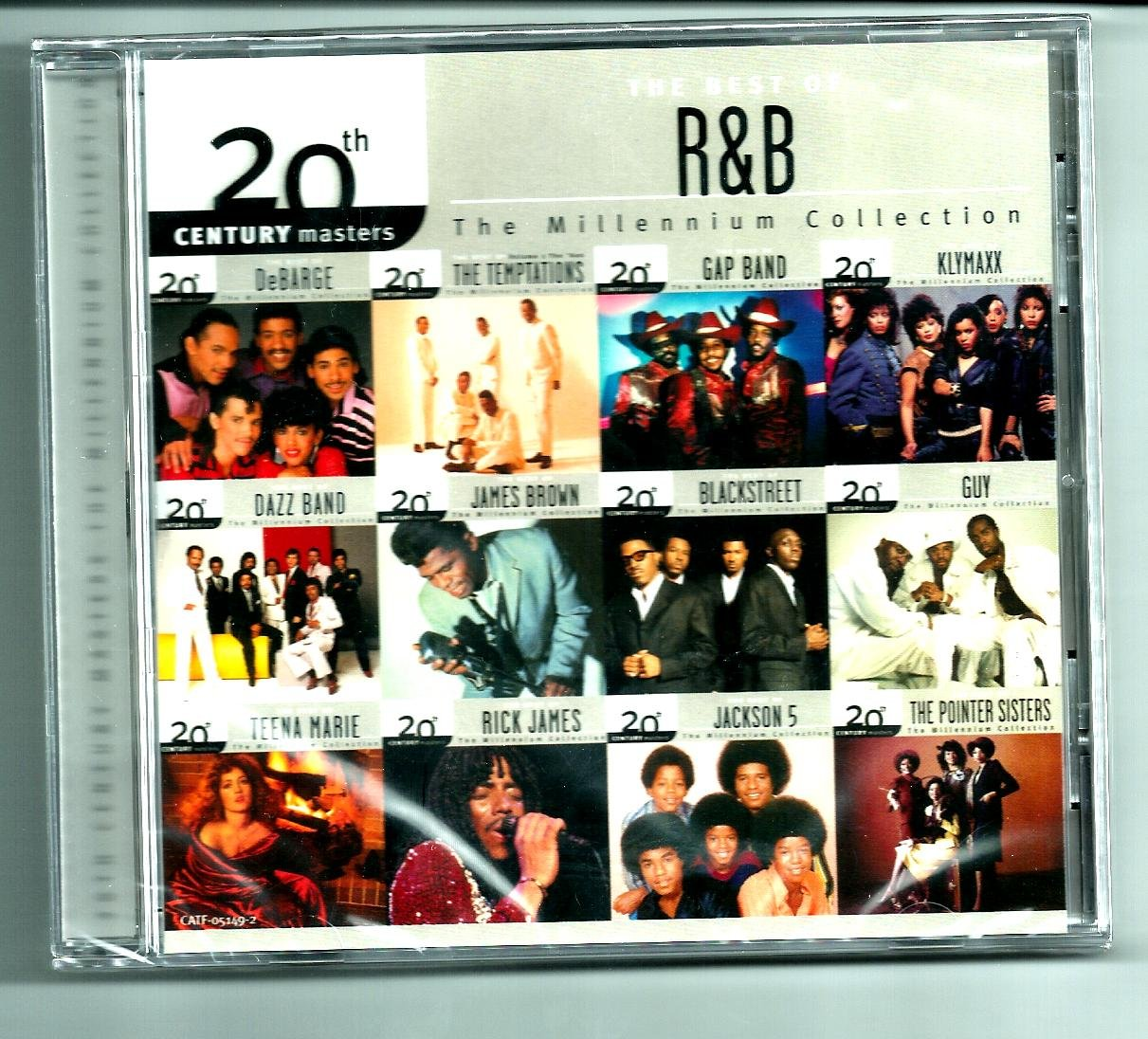 The Best of R&B: The Millenium Collection