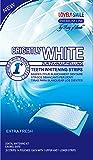28 Bandes de Blanchiment des Dents - Qualité Professionnelle - avec la Technologie Avancée Anti-dérapant - Efficacité Prouvée - Prémium Bright White-Strips by RAY OF SMILE®
