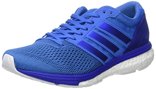 the latest 9ec54 10d60 adidas Adizero Boston 6, Zapatillas de Running para Mujer, Ray Bold Blue,  36 2 3 EU  Amazon.es  Zapatos y complementos
