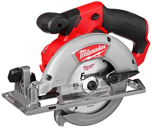 Milwaukee 2530-20 M12 Fuel 5-3 8 Circular Saw tool Only