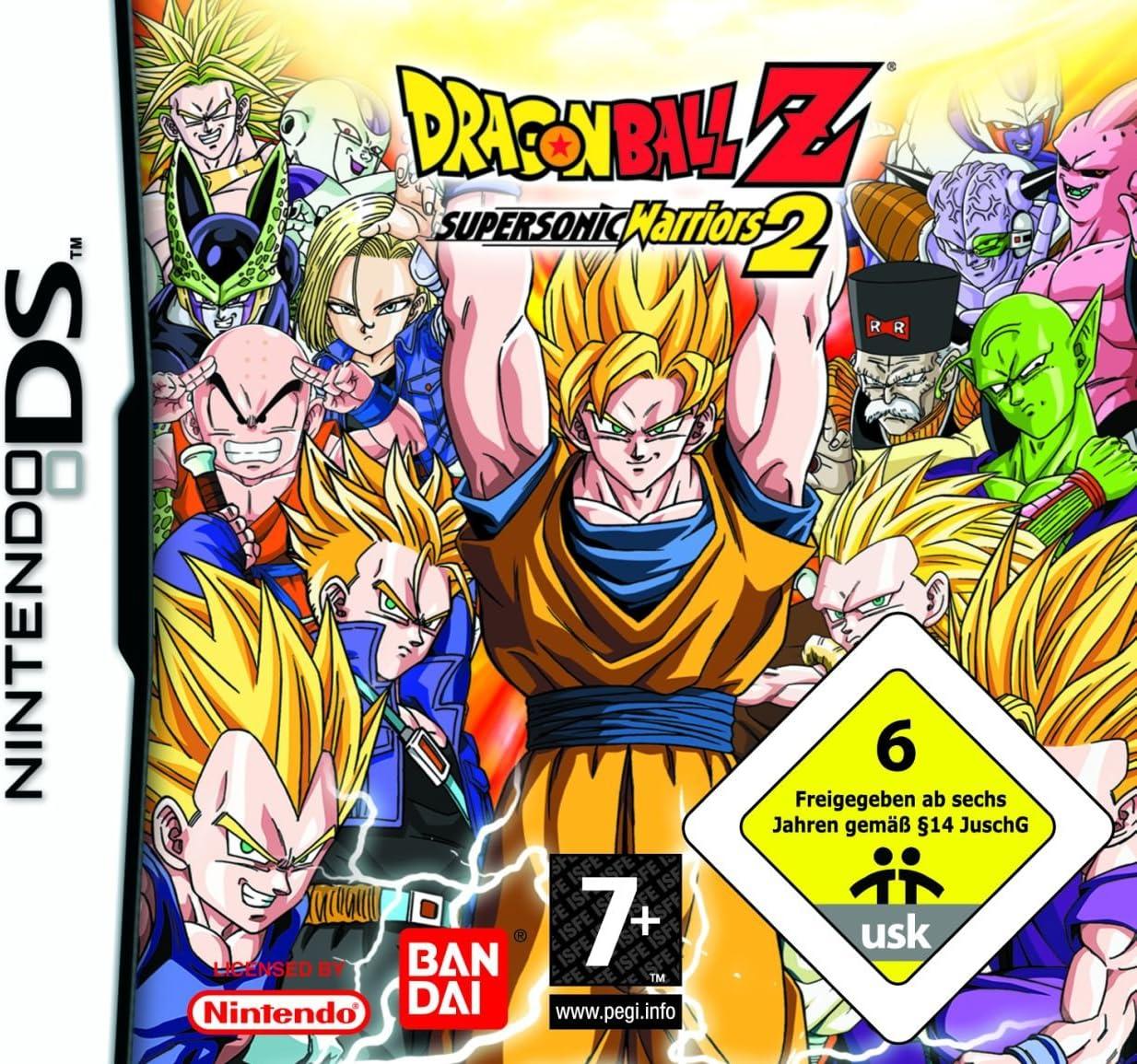 Dragon Ball Z: Supersonic Warriors 2: Amazon.es: Videojuegos