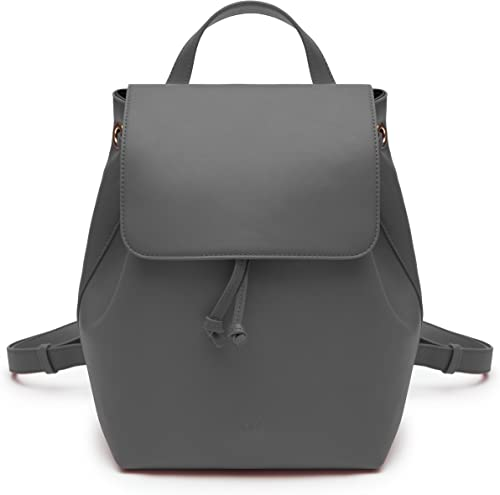 Marsi Bond Stylish Casual Vegan Faux Leather Fashion Backpack