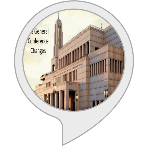 Amazon com: LDS General Conference Changes: Alexa Skills