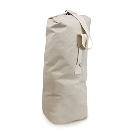 58c81c82ae Image Unavailable. Image not available for. Color  Homz Canvas Laundry  Duffle Bag