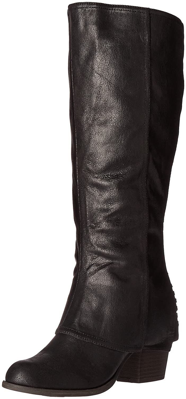 Fergalicious Women's Lundry Wc Western Boot B01DQK42X6 7 B(M) US Black
