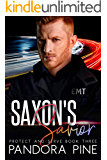 Saxon's Savior (Protect and Serve Book 3)