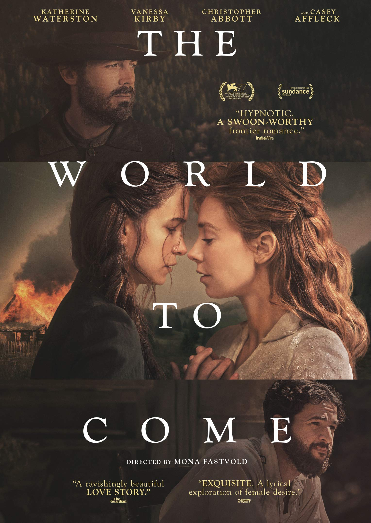 Book Cover: The World To Come