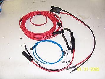 salt spreader wiring harness meyers buyers Buyers Salt Spreader Controller Wiring