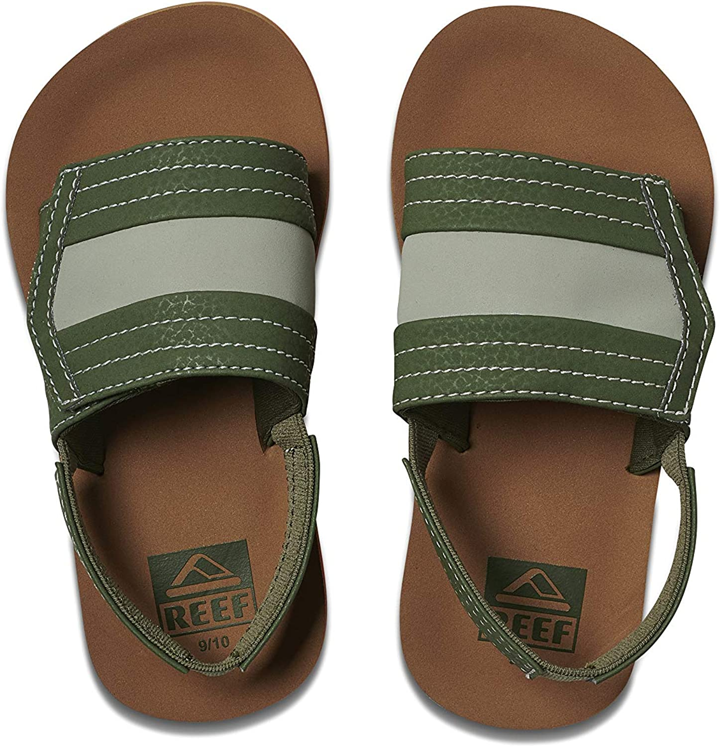 Reef Kids Little Ahi Slide Sandal