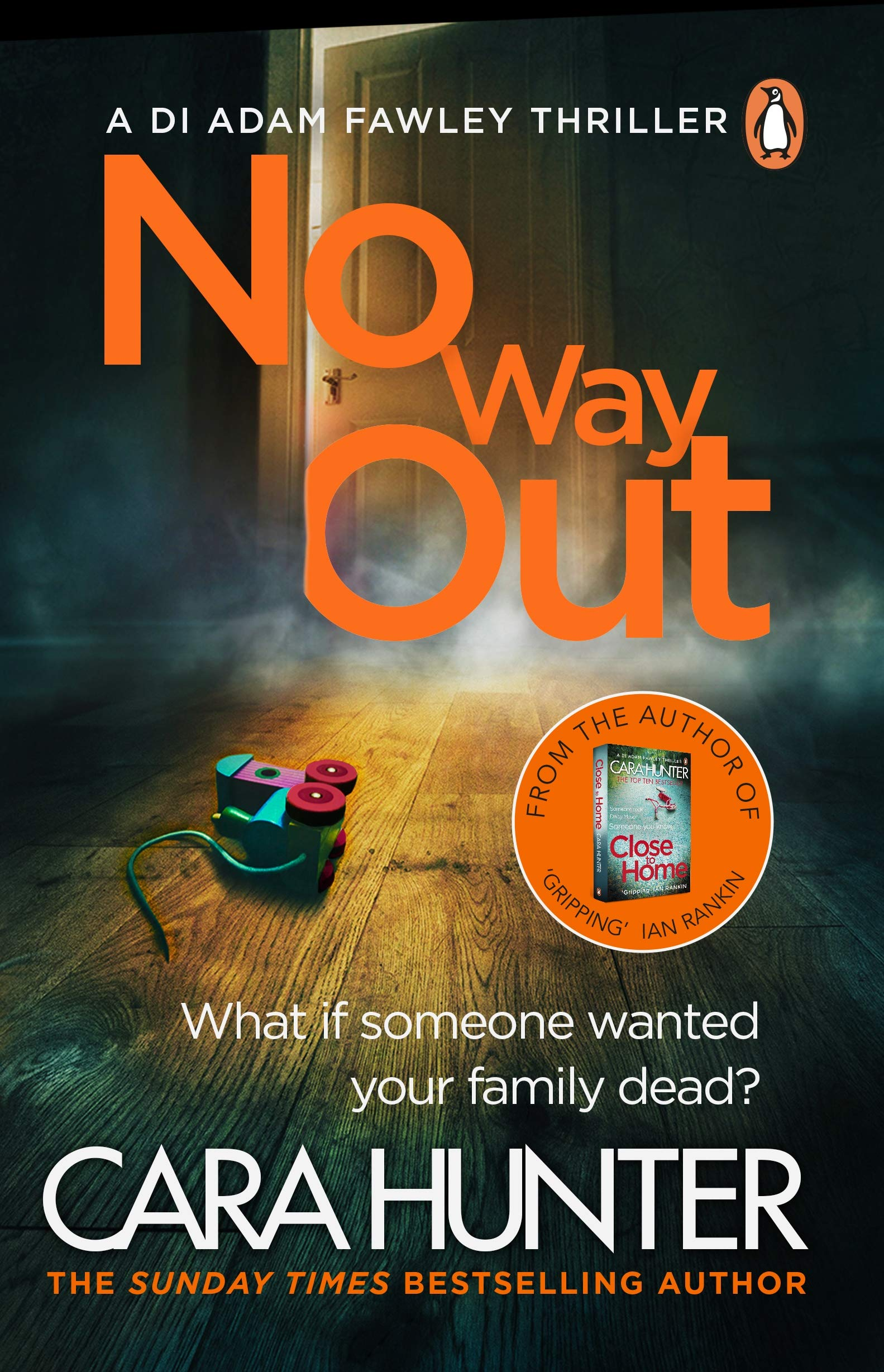 6909d7267 No Way Out  The most gripping book of the year from the Richard and ...