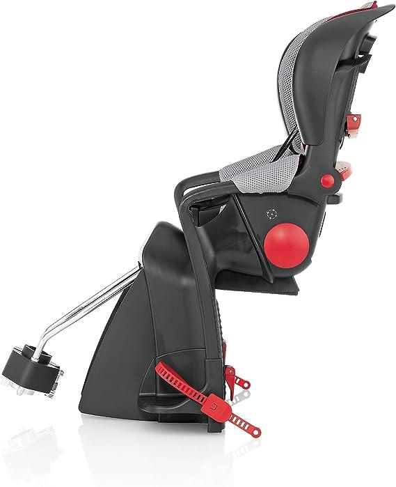 Römer Jockey Comfort - Silla de seguridad infantil para bicicleta, color gris: Amazon.es: Deportes y aire libre