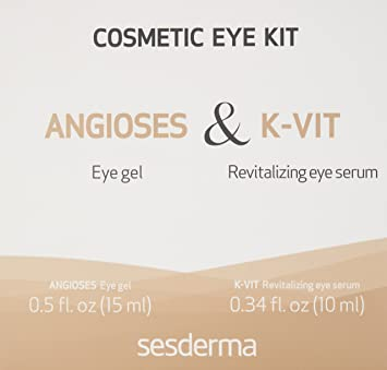 Amazon.com: Sesderma Anti-Dark Circles Kit: Luxury Beauty