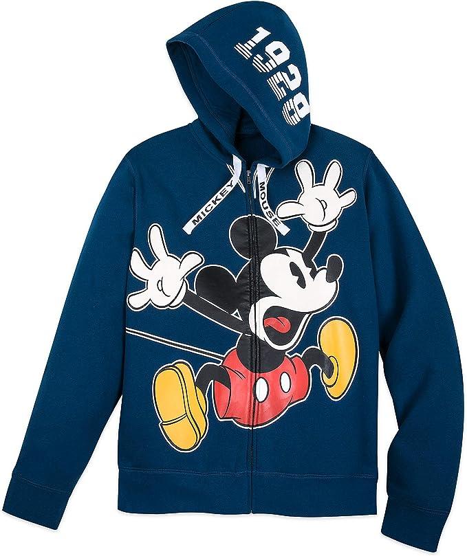 Mickey Mouse Bambino Felpa con Cappuccio
