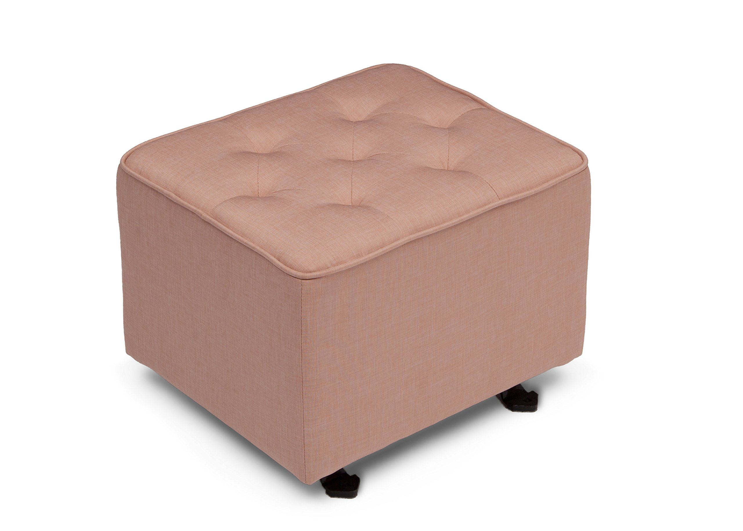 Amazon.com: Delta Furniture Middleton Upholstered Glider Swivel ...