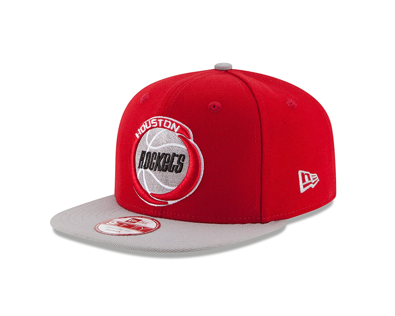 752868401 Buy NBA Houston Rockets Hardwood Classics 2Tone Basic 9FIFTY Snapback Cap