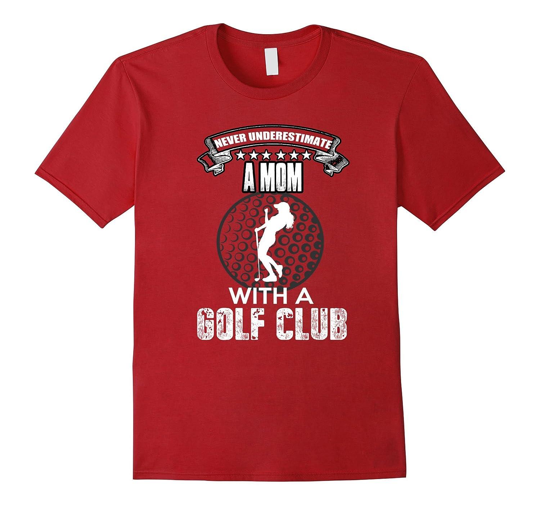 Never Underestimate a Mom with a Golf Club #golf #lovegolf