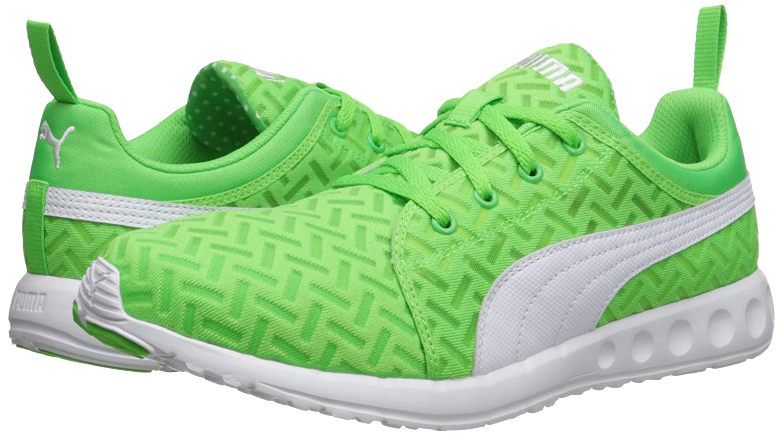meilleur authentique 8757c 361ff PUMA Men's Carson Runner PWR Cool Lace-Up Fashion Sneaker