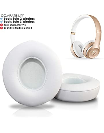 689f8207388 Wicked Cushions Beats Solo 2 & 3 Earpad Replacement - Beats Solo Cushion  Replacement for Solo