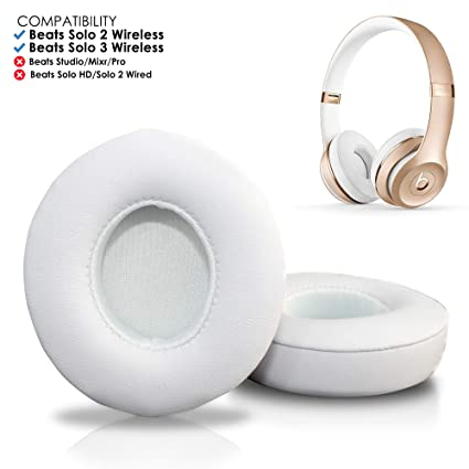 e3ad070e1fa WC Wicked Cushions Dr. Dre Beats Replacement Ear Pads for Wireless on Ear  Headphones Compatible