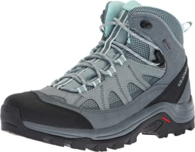Salomon Authentic LTR GTX W, Zapatillas de Excursionismo para Mujer: Amazon.es: Zapatos y complementos