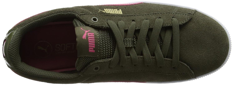 Puma Damen Vikky Platform Sneakers, Sneakers, Sneakers, Grün (Olive Night-rapture Rose) 24b59b