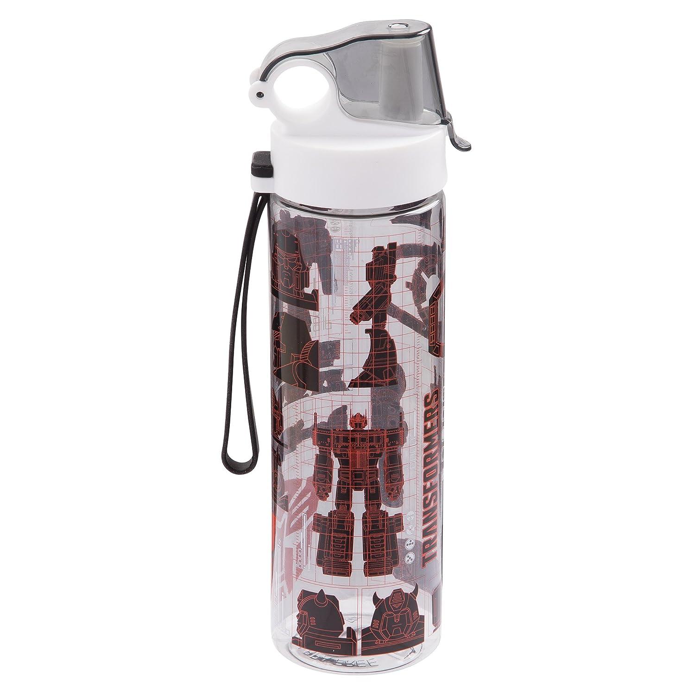 41275 Vandor Transformers 24-Ounce Tritan Water Bottle