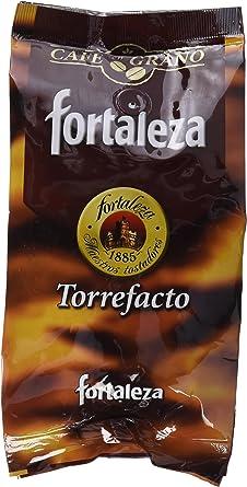 Café Fortaleza Café Grano Torrefacto - 250 gr - [Pack de 3]: Amazon.es: Alimentación y bebidas