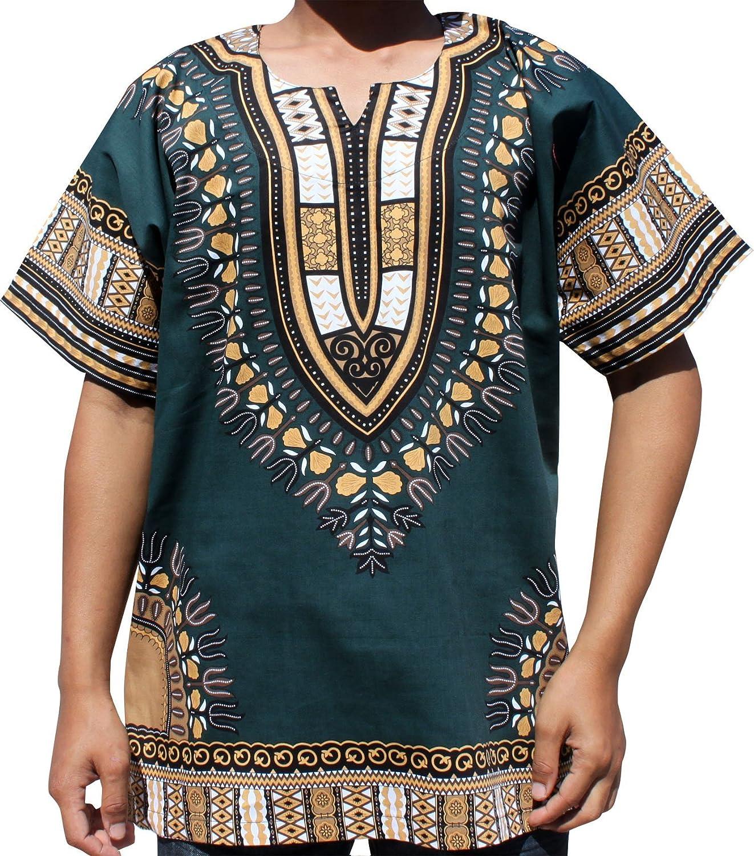 割引 RaanPahMuang明るい色コットンアフリカDashikiシャツプラスサイズプレーンフロント B07G4F6XYX XXXXXXX-Large|Green Brown Green B07G4F6XYX Brown Brown Brown XXXXXXX-Large, PEACEFUL TIMES BY TOWA:d4a82d96 --- dhangarjodidar.com